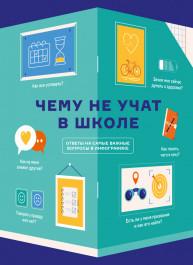 Чого не вчать у школі. Відповіді на найважливіші питання в інфографіці (російською мовою)