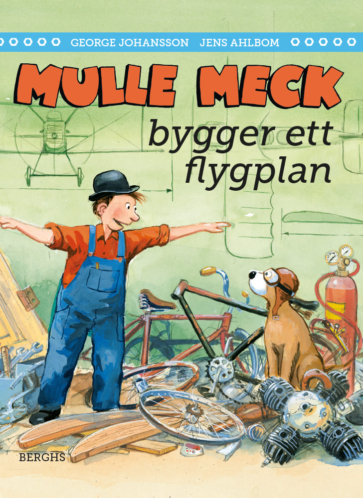 Мулле Мек будує літак