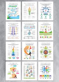 Комплект коуч-плакатів «Здоровий та щасливий рік» (російською мовою)